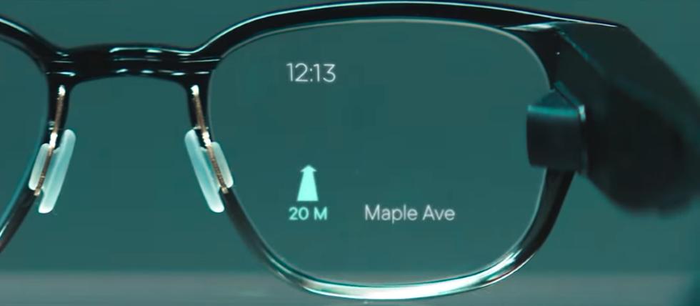 lunette connectée north focals