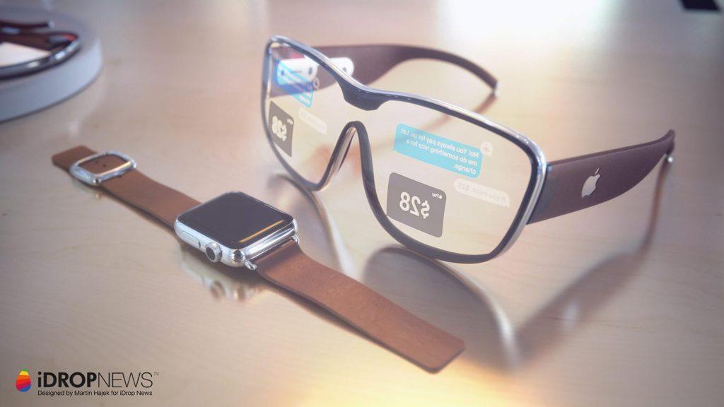 lunettes connectées apple