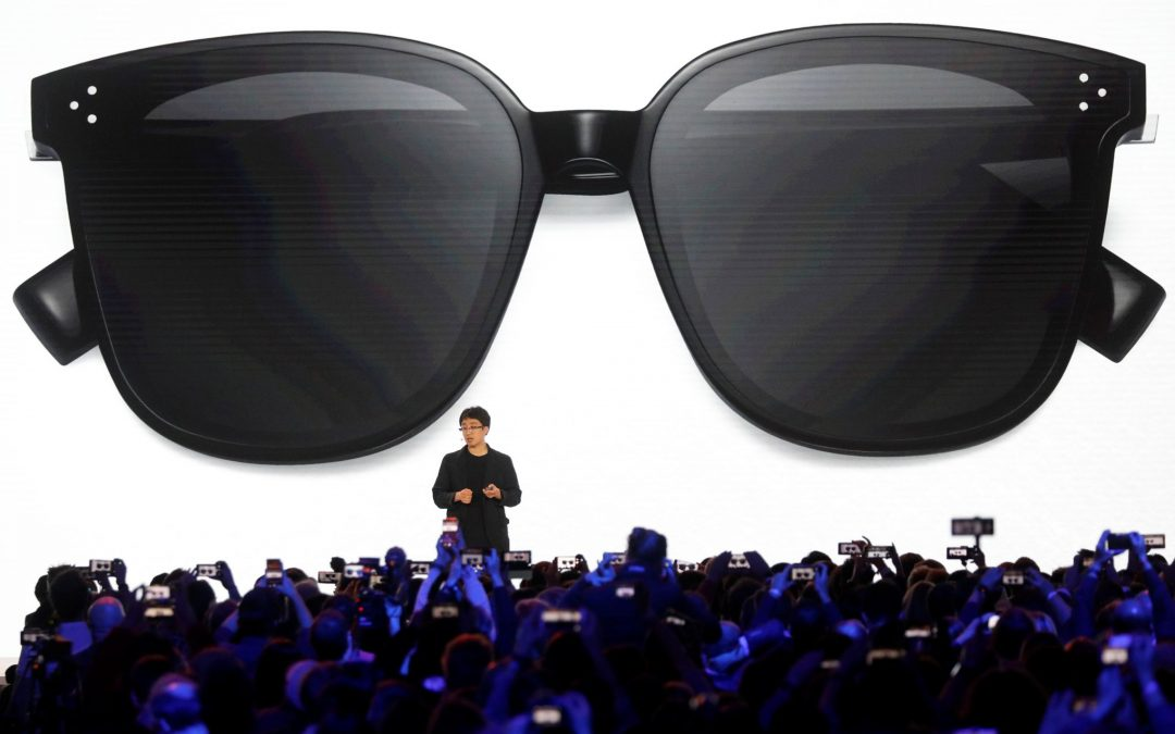 Lunettes connectées Huawei Eyewear
