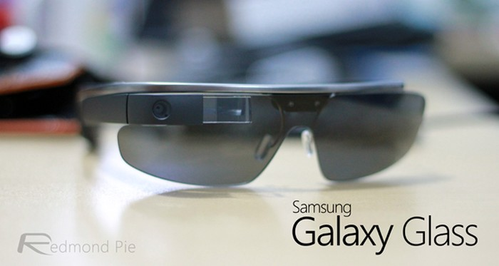 Lunettes connectées Samsung Galaxy Glass
