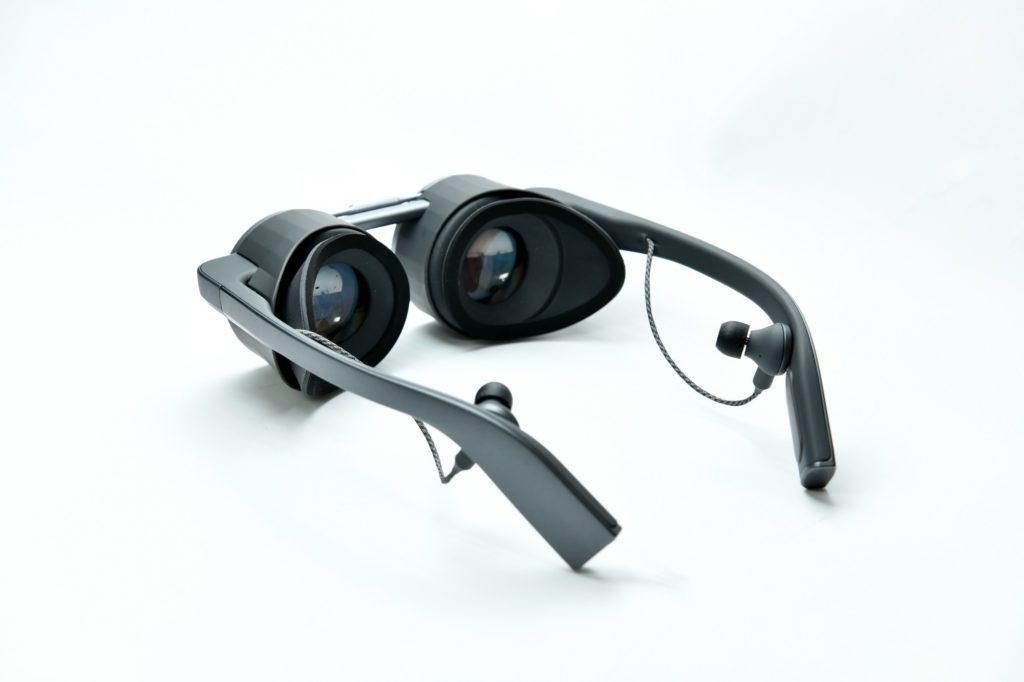 Panasonic lunette ar interieur