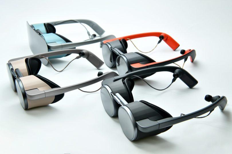 Les lunettes VR et Ultra HD de Panasonic au look Steampunk