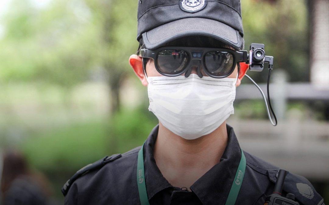 Utiliser la technologie des lunettes connectées contre le coronavirus