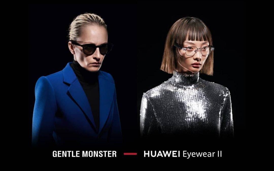 Huawei X Gentle Monster Eyewear II : les lunettes connectées lancées à Singapour