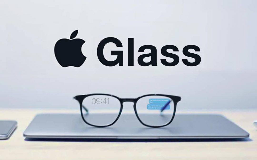 Lunettes connectées Apple Glass ou iGlass