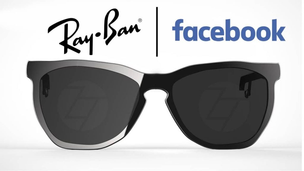 lunettes connectées facebook ray ban