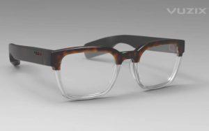 lunettes connectées vuzix next gen smart