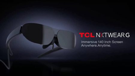 TCL NXTWEAR G lunettes connectées